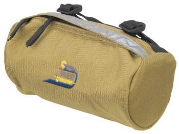 Jandd Bike Seat Bag: Khaki