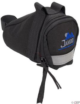 Jandd Tool Kit Seat Bag: Black