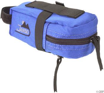 Jandd Mini Mountain Wedge Seat Bag: Blue