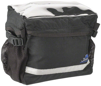 Jandd Touring 1 Handlebar Bag: Black