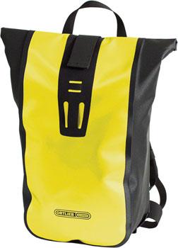 Ortlieb Velocity Backpack: 24 Liter, Yellow