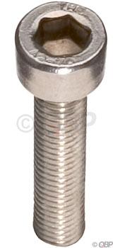 M5 x 25.0mm Stainless Socket Cap Head Bolt: Bag/10