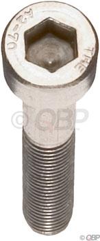 M5 x 35.0mm Stainless Socket Cap Head Bolt: Bag/10