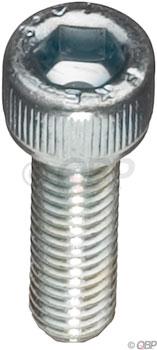 M6 x 20.0mm Zinc Socket Cap Head Bolt: Bag/10