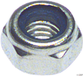 M6 Nut, Nylock, Stainless: Bag/20