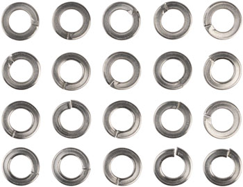 M5 Stainless Lock Washer: Bag/20