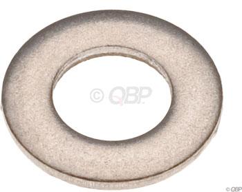 M8 Stainless Flat Washer, Large O.D. Bag/10