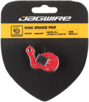 Jagwire Mountain Sport Semi-Metallic Disc Brake Pads for Magura, Louise 2007, Julie HP