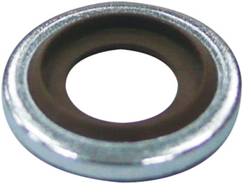 Jagwire Mountain Sport Hydraulic Disc Brake M6 Oil Seal, Bag of 20