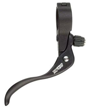 Tektro RL720 Cross Levers for 24mm OD Bar Black