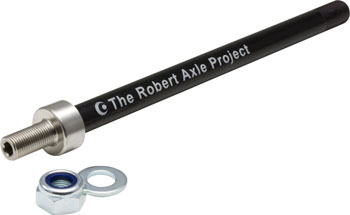 Robert Axle Project Kid Trailer 12mm Thru Axle, Length: 229mm Thread: 1.5mm