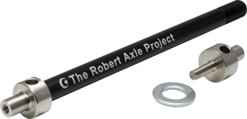 Robert Axle Project BOB Trailer 12mm Thru Axle, Length: 209mm Thread: 1.75mm