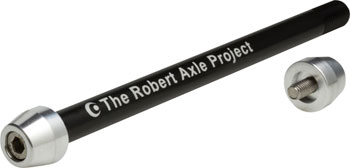 Robert Axle Project Resistance Trainer 12mm Thru Axle, Length: 167mm Thread: 1.75mm