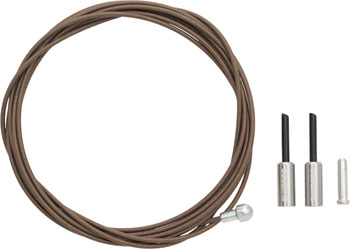 Shimano Dura-Ace BC-9000 Polymer-Coated Stainless Steel Road Brake Cable 1.6 x 2050mm