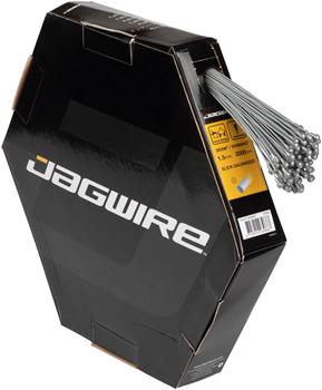 Jagwire Sport Brake Cable 1.5x2000mm Slick Galvanized SRAM/Shimano Road, Box of 100