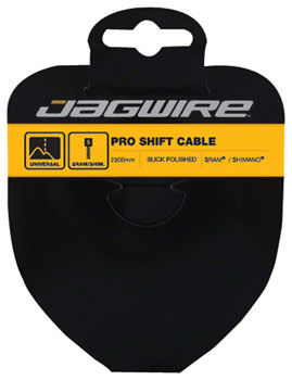 Jagwire Pro Polished Slick Stainless Derailleur Cable 1.1x2300mm SRAM/Shimano