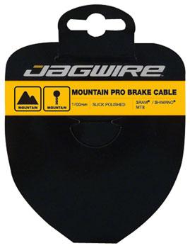 Jagwire Pro Polished Slick Stainless Mountain Brake Cable 1.5x1700mm SRAM/Shimano
