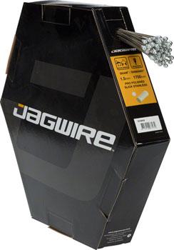 Jagwire Pro Polished Slick Stainless Road Brake Cable Box/50 1.5x1700mm SRAM/Shimano