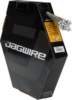 Jagwire Pro Polished Slick Stainless Mountain Brake Cable Box/50 1.5x1700mm SRAM/Shimano