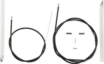 Shimano Road Brake Cable and Housing Set, Black