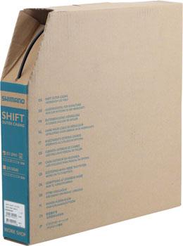 Shimano SP41 Derailleur Housing Box 4mm x 50m, Black