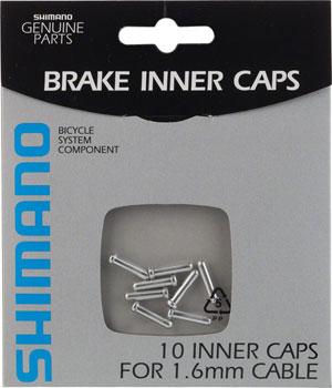 Shimano Brake Cable Tips, Box of 10