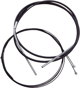 SRAM SlickWire Road 5mm Brake Cable and Housing Set, Black