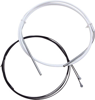 SRAM SlickWire Road 5mm Brake Cable and Housing Set, White