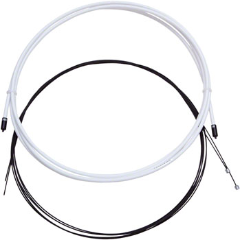 SRAM Road/MTB 4mm Shift Cable and Housing Set, White