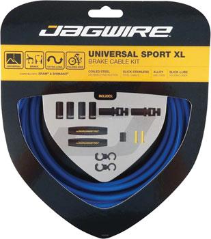 Jagwire Universal Sport Brake XL Kit, Blue