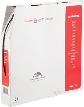 SRAM 4mm Derailleur Cable Housing Black, 30 Meter Filebox