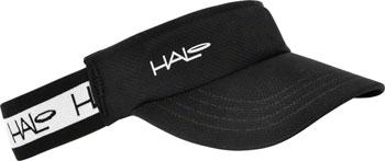 Halo Race Visor: Black, LG/XL