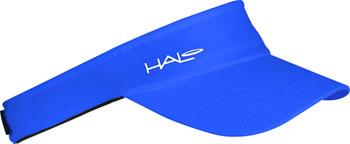 Halo Sport Visor: Royal Blue, One Size