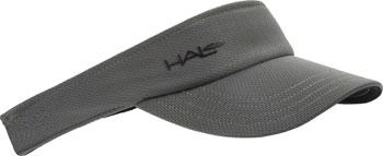 Halo Sport Visor: Gray, One Size