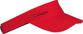Halo Sport Visor: Red, One Size