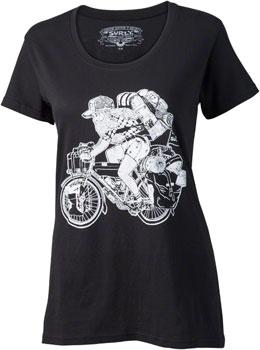 Surly Long Haul Trucker Joe Women's T-Shirt: Black LG