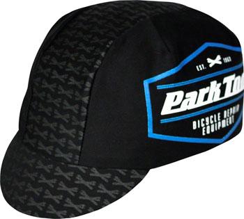 Park Tool Cycling Cap: Black