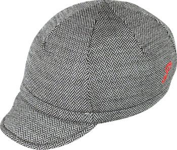 Pace Sportswear Merino Wool Cap: Mini Herringbone