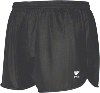 TYR Resistance Short Men's Swimsuit: Black XL
