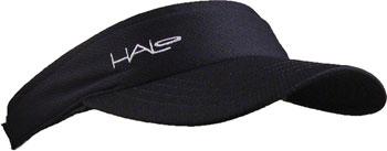Halo Sport Visor: Black, One Size