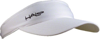 Halo Sport Visor: White, One Size