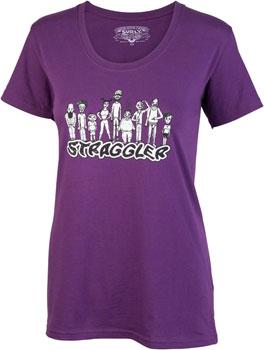 Surly Straggler Women's T-Shirt: Purple SM