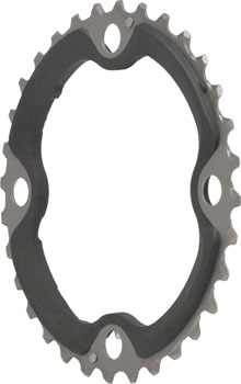 Shimano XTR M980 32t 104mm 10-Speed Middle Chainring for 24-32-42 Set