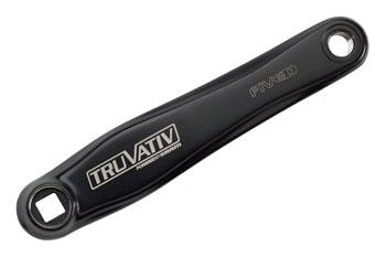 TruVativ 5D 170mm Left Arm Black