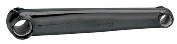 Profile Racing Right Race No Boss Crank Arm, 175mm Black