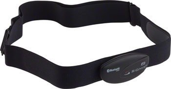 Sigma R1 Bluetooth Heart Rate Chest Strap: Black