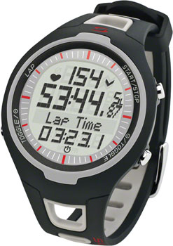 Sigma PC 15.11 Heart Rate Monitor: Black