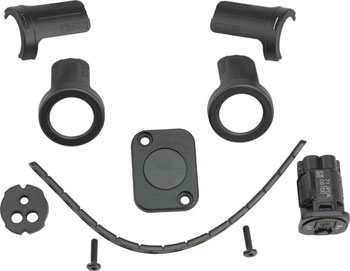 Shimano SW-RS910 Di2 Drop Handlebar/Internal Frame Junction Box, 2-Port with Charging