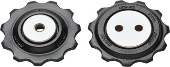 SRAM Rear Derailleur Pulleys, Fit 2005-06 X9 Medium and Long Cage,2004- 09 X7 Medium and Long Cage, 2008-09 X5, SX5