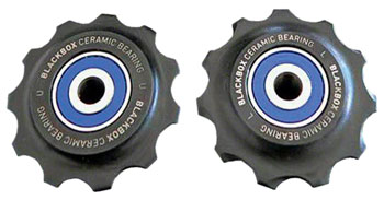 SRAM XX and 2008+ X0 9/10-Speed Derailleur Pulley Kit, Does Not Fit Type 2 or 2.1 Derailleurs